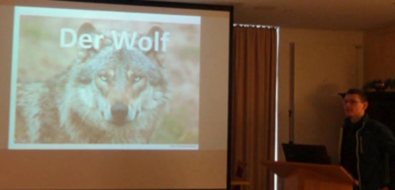 """12.09.2019 Westphalenhof – Thema """"Der Wolf"""""""